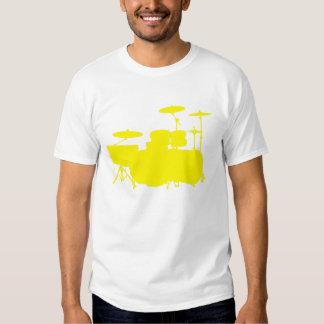 Double Bass II - Yellow T-Shirt