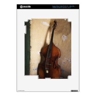 Double Bass iPad 3 Skin