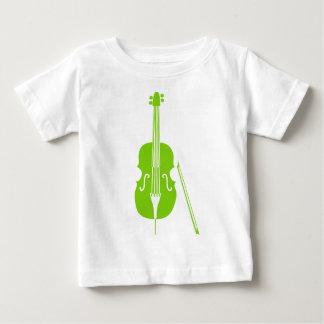 Double Bass - Martian Green Infant T-shirt