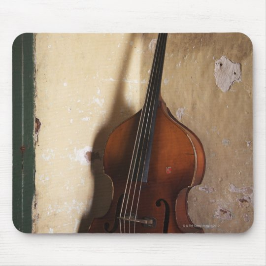 Double Bass Mouse Pad