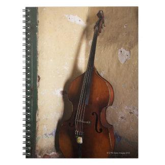 Double Bass Notebook