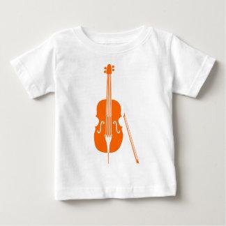 Double Bass - Orange T-shirt