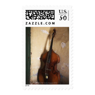 Double Bass Postage