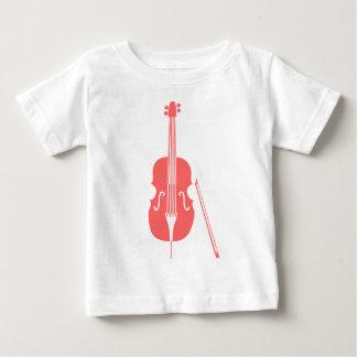 Double Bass - Tropical Pink T-shirt