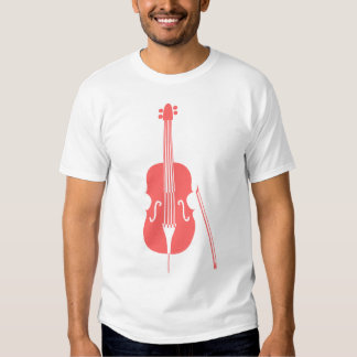 Double Bass - Tropical Pink Tee Shirt