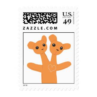 Double Bear Stamp
