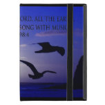 double bird blues shout to the Lord iPad Mini Cover