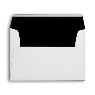Double Black Trim - Envelope
