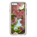 Double Blossoming Cherry Tree III Spring Floral Incipio Feather Shine iPhone 6 Case