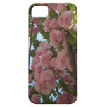 Double Blossoming Cherry Trees IV Pink Spring iPhone SE/5/5s Case