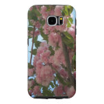 Double Blossoming Cherry Trees IV Pink Spring Samsung Galaxy S6 Case