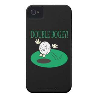 Double Bogey iPhone 4 Case-Mate Case