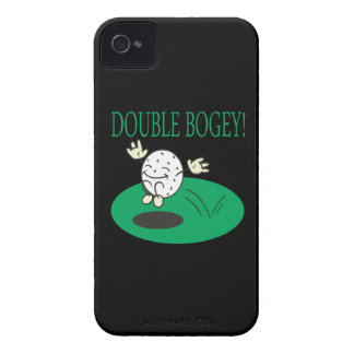 Double Bogey iPhone 4 Case-Mate Cases