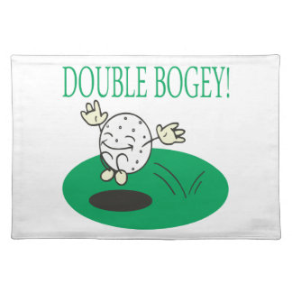 Double Bogey Placemats