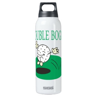 Double Bogey 16 Oz Insulated SIGG Thermos Water Bottle