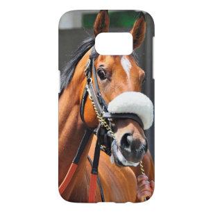 Beautiful Horse Portrait Samsung Galaxy Cases Zazzle