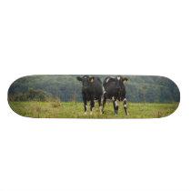 Double Cattle Troube Skateboard Deck