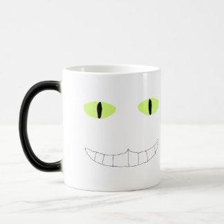 Double Cheshyface mug