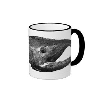 Double Chinook Ringer Mug