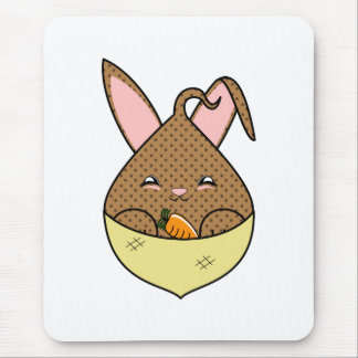 Double Chocolate Chip Hopdrop Mini Cone Mouse Pad