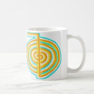 Double CHOKUREI = Karuna  Reiki KRIYA Classic White Coffee Mug