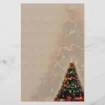 DOUBLE CHRISTMAS TREE DESIGN