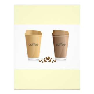 DOUBLE COFFEES CREAM SUGAR HONEY  BEVERAGES HOT WA INVITES
