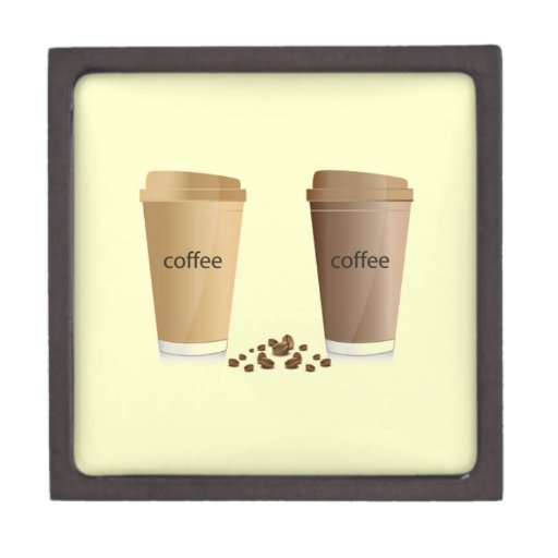 DOUBLE COFFEES CREAM SUGAR HONEY  BEVERAGES HOT WA PREMIUM GIFT BOX