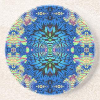 Double Component V 5  Sandstone Coaster