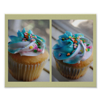 Double Cupcake Print