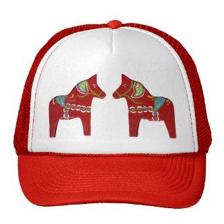 Double Dala hat