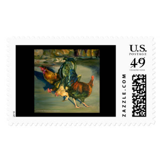 Double Date Postage Stamps