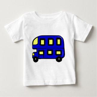 Double Decker Bus Baby T-Shirt
