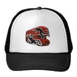Double-decker Bus Trucker Hat