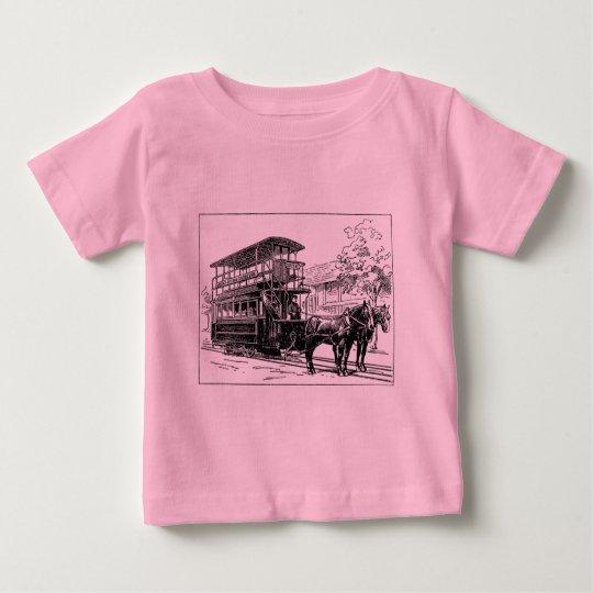 Double Decker Classic Baby T-Shirt