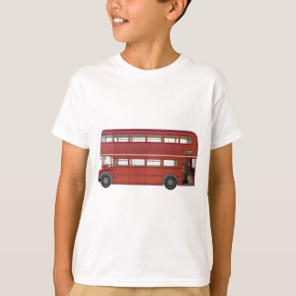 Double Decker Red Bus T-Shirt