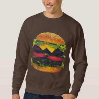 Double Deluxe Hamburger with Cheese Sweatshirt