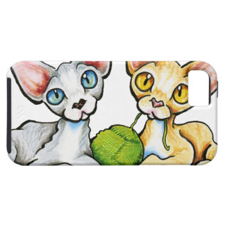Double Devons iPhone SE/5/5s Case
