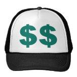 $$$ Double Dollar Sign Trucker Hat