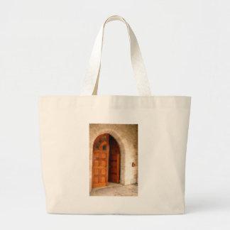 Double Door Large Tote Bag