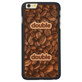 Double Double Carved® Cherry iPhone 6 Plus Slim Case