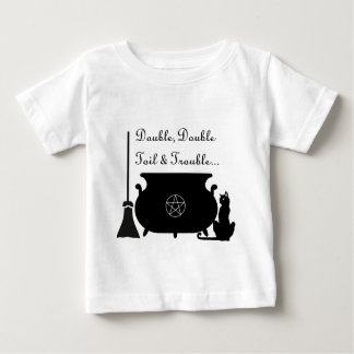 Double Double Toil and Trouble Infant T-shirt
