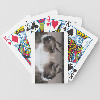 Double Down with Double Nyo Bicycle Playing Cards
