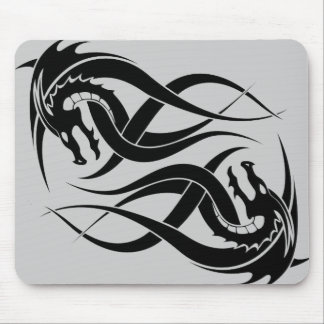 double dragon mousepad