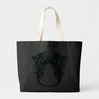 Double Dragons Tote Bags