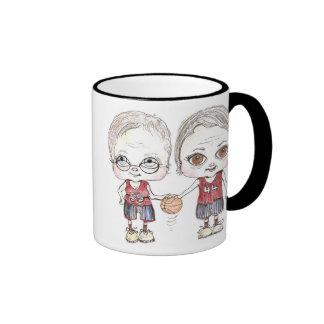 Double Dribble Mugs