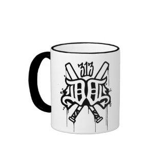 Double D's Detroit Mug