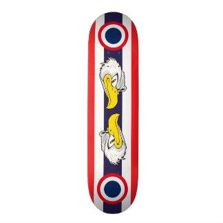 Double Eagle Americana Edition Skateboard Deck