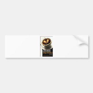 Double Espresso Web Series Bumper Sticker