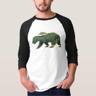edabc1ee452 Double Exposure T-Shirts - T-Shirt Design   Printing